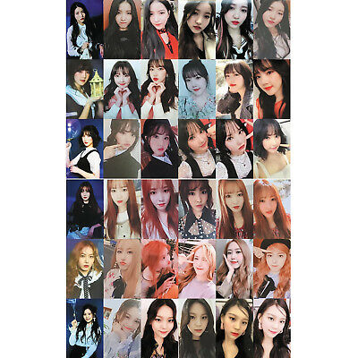 GFRIEND Official PHOTOCARD 6th Mini TIME FOR THE