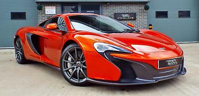 2015 McLaren 650S 3.8 V8 Coupe Rare Volcano Orange Huge Spec a Must See!