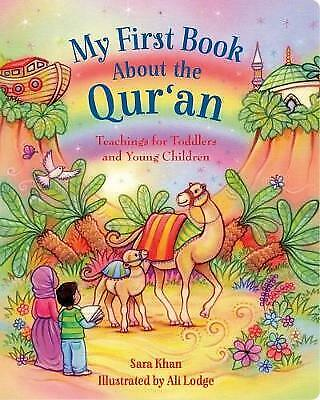 My First Book About the Qur'an - Eid Gifts Kids Muslim Islamic Quran Ramadan