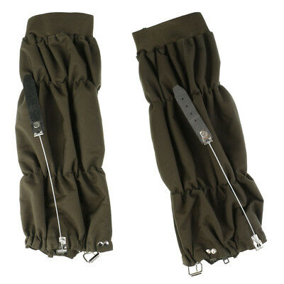 Waterproof Warm Snow Leg Legging Boot Gaiters Trouser Cover Hunting Hiking