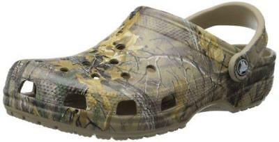 Crocs Realtree Xtra Men's Clog - 15581 Khaki - 12