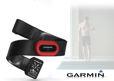 Garmin HRM-Run Heart Rate Monitor Strap Black/Red Run fitness product HRM4 NEW