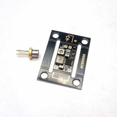 ACS500SE 500mA SEPIC (Buck/Boost) Laser Diode Driver for low-power laser diodes