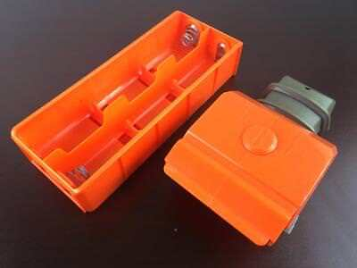 RARE Nerf Havok Fire EBF-25 Machine Gun Battery Tray Box Cover Replacement Parts
