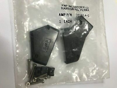 203814-1, MFR= AMP, Connector Accessories, Shield and Cable Clamp