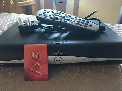 Sky Plus + HD Box, DRX890 500gb, Viewing Card, Remote And Lead, 2 Year Warranty