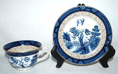 6 Sets Double Phoenix Nikko Ironstone Japan Fine China Tea Cup And Saucer ~Ss2