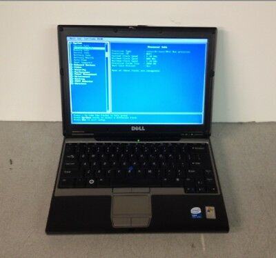 """Dell Latitude D430 12.1"""" Laptop Notebook C2D 1.20 GhZ 2 GB No HDD No AC Adapter"""