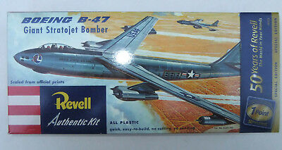 Revell H206:98  Boeing B-47 Giant Strategic Bomber Bausatz /KIt NEU OVP 1:113