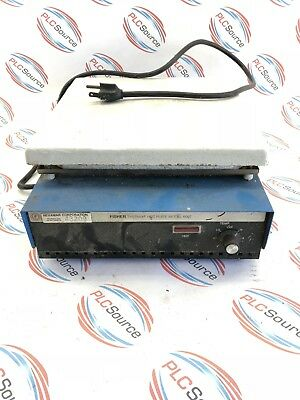 Fisher Scientific Thermix Hot Plate Model 600T Nevamar Corp 43209 11-493-600T
