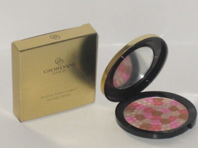 ORIFLAME SWEDEN GIORDANI GOLD BRONZING PEARLS COMPACT #NAT RADIANCE 8 g.NEW