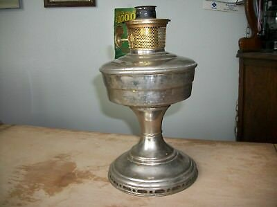 Antique 1930u0027s Model 12 Aladdin Kerosene Lamp   For Restoration Or Parts
