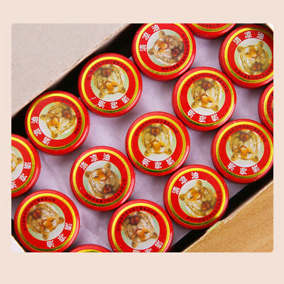 5pc X Tiger Balm Oil QingLiangYou Headaches Carsickness Itching Relief Ointment