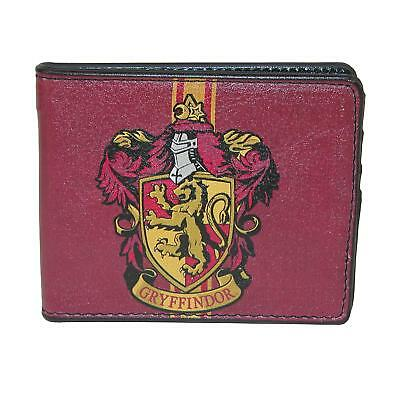 New Buckle Down Kid's Harry Potter Gryffindor Bifold Wallet