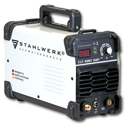 PLASMA CUTTER CUT 40 ST IGBT - Cutting power up to 10 mm / WELDING MACHINE
