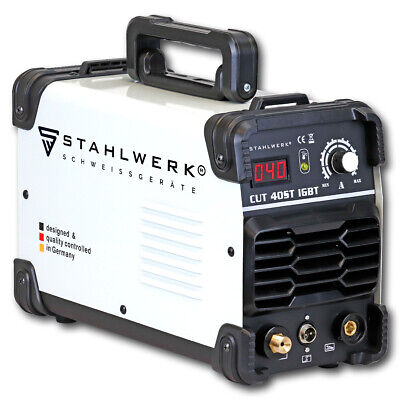 PLASMA CUTTER - STAHLWERK CUT 50 ST INVERTER / Cutting power up to 14mm