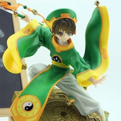 "New Card Captor Sakura CCS LI SYAORAN 9.05"" PVC Figure Figuren in Box A"