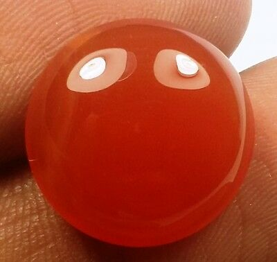 9.90 CT CARNELIAN 100% NATURAL GIE CERTIFIED AAA+ Excellent Quality Gemstone