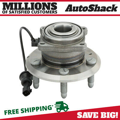 Rear Wheel Hub Bearing Assembly For 10-17 Chevrolet Equinox w/ABS 5 Lug HB612442