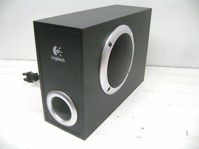 Logitech S200 Subwoofer Computer System Speaker, Gaming, Music, Etc.