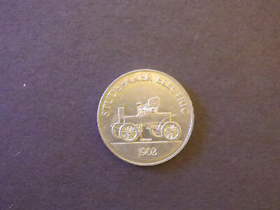Collectible~SUNOCO~Antique Coin Series~Tokens~1902~1 Qty.