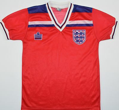 1980-1983 England Admiral Away Football Shirt (Size Y)