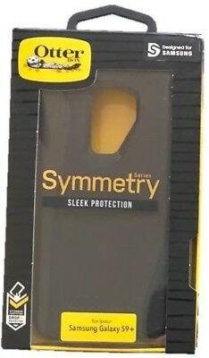 Otterbox Symmetry Case Protection for Samsung Galaxy S9+ Plus Black HO185