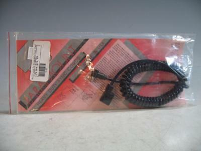 Paramount Rolli Lock To Household Coiled Sync Cord 3-6C Extends to 5' New In Pkg