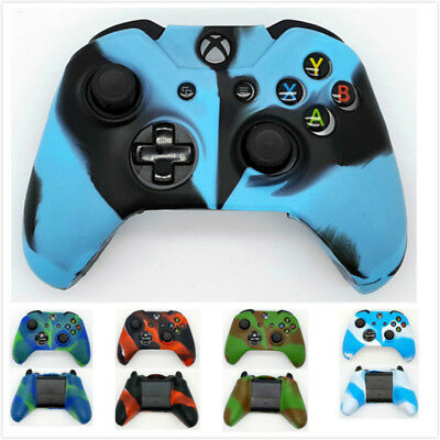 Xbox One / S / X Controller Case Cover Skin Camouflage Silicone NonSlip 7 Colors