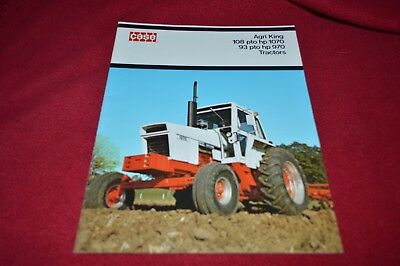 Case 970 1070 Tractor Dealers Brochure AMIL13