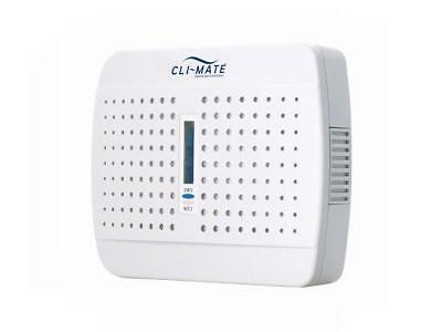CLI-Mate CLI-DHE Rechargeable Dehumidifier Prevents Mould, Mildew and Rot