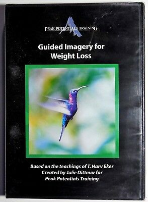 New GIFT Ready Peak Potential Guided Imagery for Weight Loss  DIY CD 2004