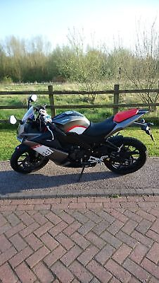 Derbi GPR 125 2016 Reg Immaculate Condition Only 353 Miles From New!