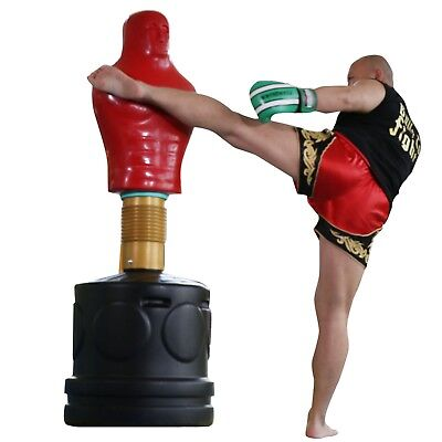 Finer Form Free Standing MMA Punching Dummy Heavy Bag