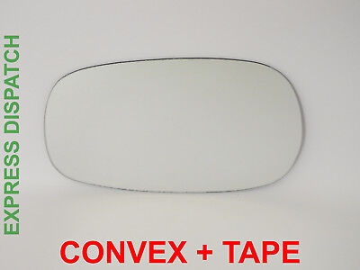 Wing Mirror Glass For SSANGYONG REXTON 2001-2013 Convex  Left Side SY004