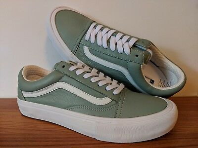 VANS New Old Skool VLT LX Italian Leather Vault Size USA 9 UK 8.5 EUR 42 351aa9e04