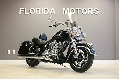 2016 Indian Springfield  2016 INDIAN MOTORCYCLE CO SPRINGFIELD