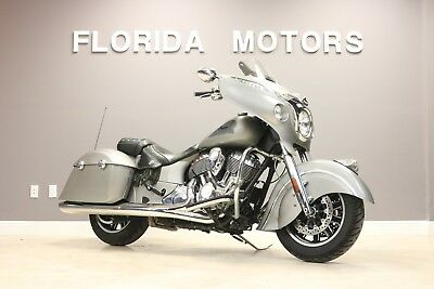2016 Indian CHIEFTAIN  2016 INDIAN MOTORCYCLE CO CHIEFTAIN