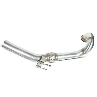 "Vw Golf Mk7 GTI + Clubsport + S Scorpion 3"" Exhaust Decat And Turbo Downpipe"