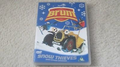 Brum - Snow Thieves and Other Stories (DVD) (UK Import) (PAL/Region 2)