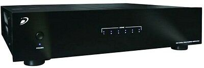Dayton 1240A 12 Channel Multi-Zone Amplifier Multi Room Sound Distribution