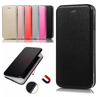 Case Cover For Samsung Galaxy J3 J5 A3 A5 Flip Leather Slim Wallet Card Holder