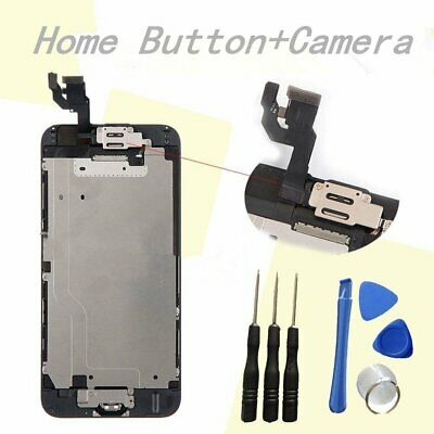 "Black iPhone 6 4.7"" Replacement For LCD Touch Assembly Digitizer Screen+Button"