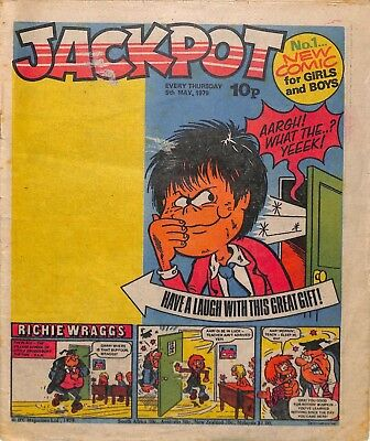 Uk Comics Jackpot Wow! And School Fun Collection Of Humour Comics On Dvd