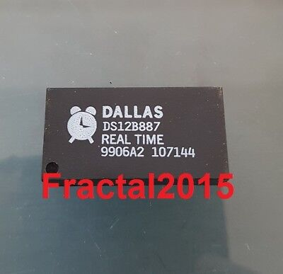 1pcs DS12B887 DS12887 DALLAS Real-Time Clock