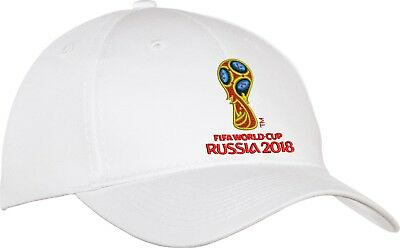56077e1c68c FIFA WORLD CUP RUSSIA 2018 Golf Hat Cap - Adjustable INTERNATIONAL SHIPPING