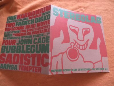 Stereolab Refried Ectoplasm ( Switched on Vol.2) 2-LP-Set  Vinyl/ Cover: mint-