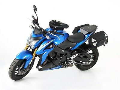 SUZUKI GSX-S 1000 / F A Panniers Hepco and Becker Royster with C-Bow fitting kit