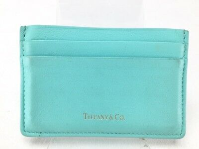 Tiffany & Co Leather Card Case (Pb1010269)