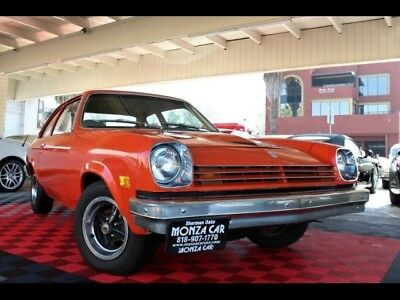 Other Makes  1976 Chevy VEGA 5 Speed Manual 2-Door Coupe